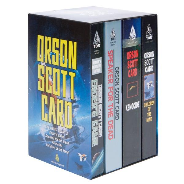 The Ender Quartet: Ender's Game/ Speaker for the Dead/ Xenocide/ Children of the Mind (Paperback)