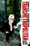 Transmetropolitan 1: Back on the Street (Paperback)