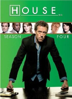 House: Season Four (DVD)