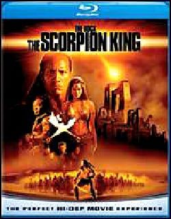 The Scorpion King (Blu-ray Disc)