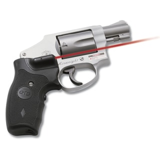Crimson Trace Lasergrip for S&W J-frame Revolver