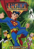 Legion Of Superheroes: Volume 3 (DVD)