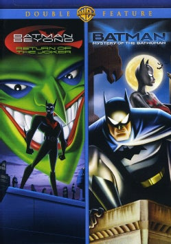 Batman Beyond: The Return of the Joker/Batman: Mystery of the Batwoman Double Feature (DVD)
