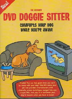 DOGGIE SITTER - Ultimate DVD Doggie Sitter (Not Rated)