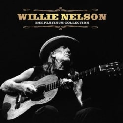 WILLIE NELSON - PLATINUM COLLECTION