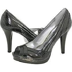 CARLOS by Carlos Santana Satisfaction Black/Grey Pumps/Heels   Size 9