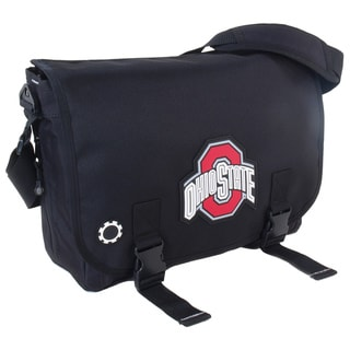 DadGear Ohio State University Collegiate Diaper Bag