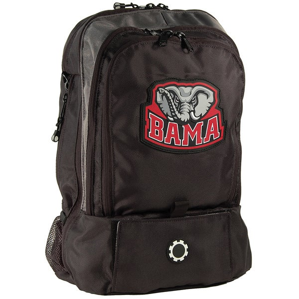 DadGear Collegiate University of Alabama Diaper Backpack