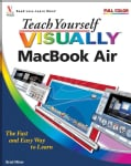 Teach Yourself VISUALLY MacBook Air (Paperback)