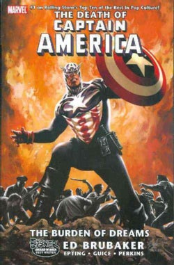 The Death Of Captain America 2: The Burden of Dreams (Paperback)