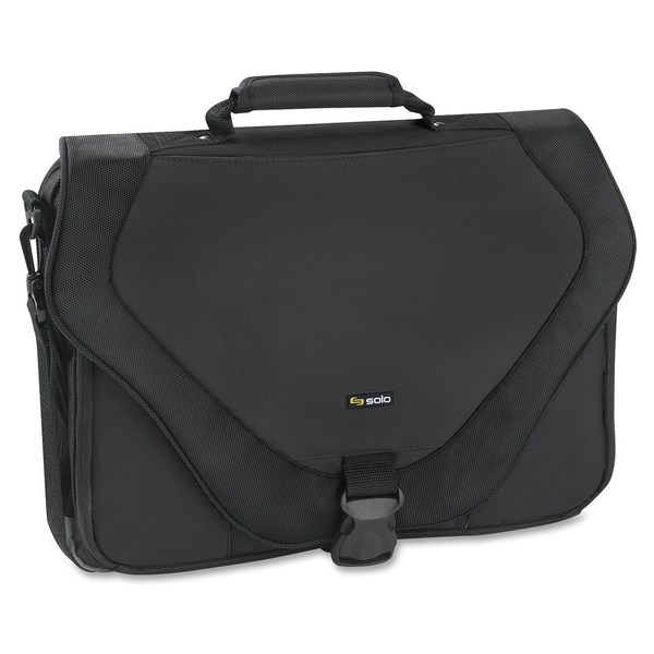 SOLO Classic 17-inch Laptop Messenger Bag