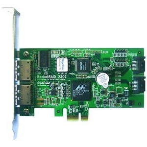 HighPoint RocketRAID 2302 4 Port Serial ATA II RAID Controller