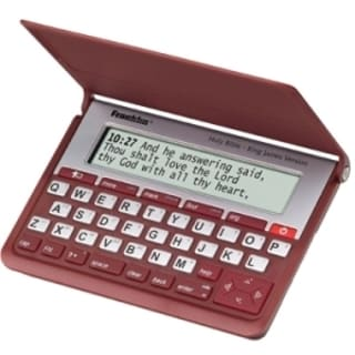 Franklin KJV-570 Electronic Bible