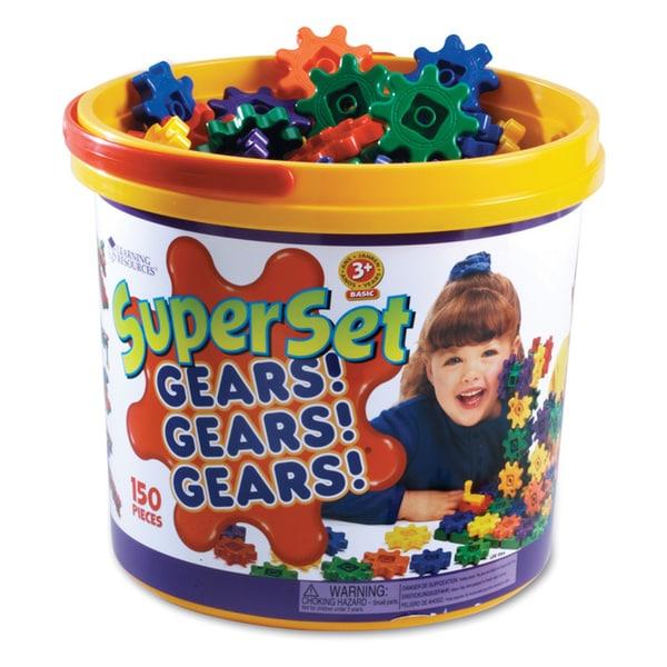Gears! Super Set (Pack of 150)