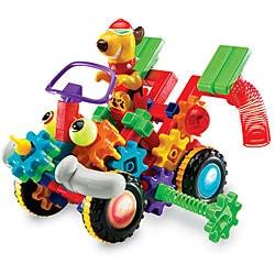 Gears! Floppy Jalopy Motorized Toy Set
