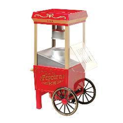 Nostalgia Electrics Vintage Hot Air Popcorn Maker