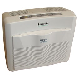Surround Air XJ-3000D Indoor Multi-tech II Ion Air Purifier