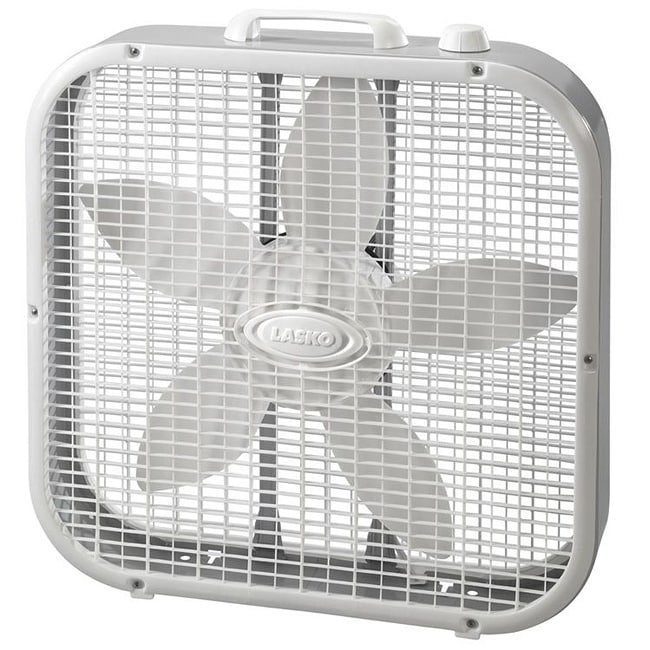 Lasko 3733 20-inch 3-speed Box Fan at Sears.com