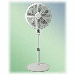 Lasko 1850 18-inch Pedestal Fan with Remote Control