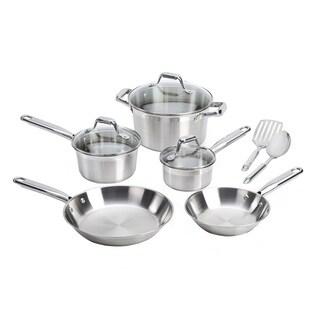 T-Fal Elegance Interior Measuring Marks 10-piece Cookware Set