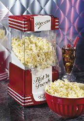 Nostalgia Electrics Retro Series Hot Air Popcorn Popper