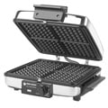 Black & Decker G48TD 3-in-1 Griddle and Waffle Maker