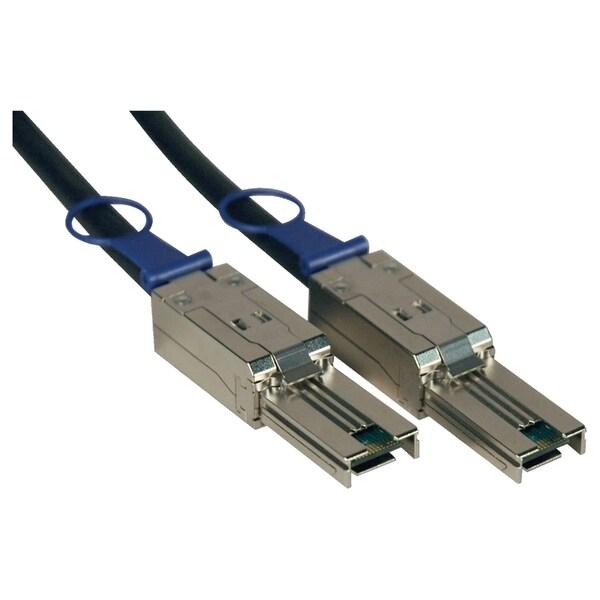Tripp Lite External SAS Cable, 4 Lane - mini-SAS (SFF-8088) to mini-S