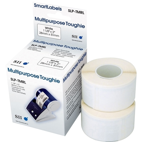Seiko SmartLabel SLP-TMRL Toughie Multipurpose Label
