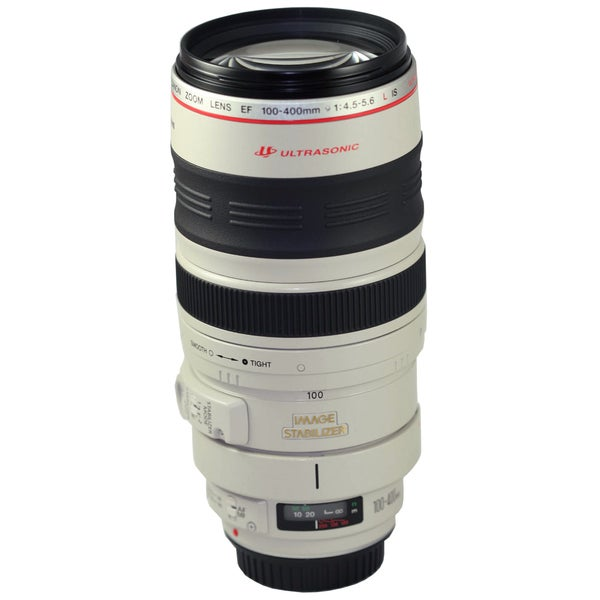 Canon EF 100-400mm f/ 4.5-5.6L IS USM Telephoto Zoom Lens