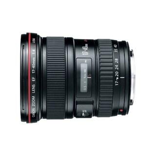 Canon EF 17-40mm f/4L USM Ultra Wide Zoom Lens