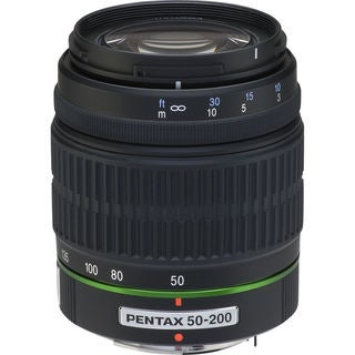 Pentax smcP DA 50-200mm f/4-5.6 ED Lens for Digital SLR Cameras (New in Non-Retail Packaging)