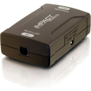 C2G Optical to Coaxial Digital Audio Converter