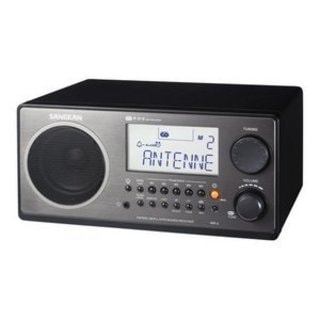 emerson ret66tqc retro style radio cd player overstock. Black Bedroom Furniture Sets. Home Design Ideas