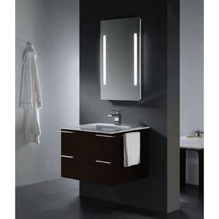 Vigo Wenge Vanity Set with Kohler Sink