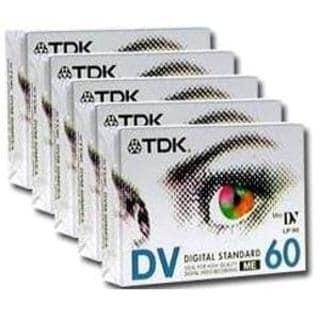 TDK Mini DV Cassette