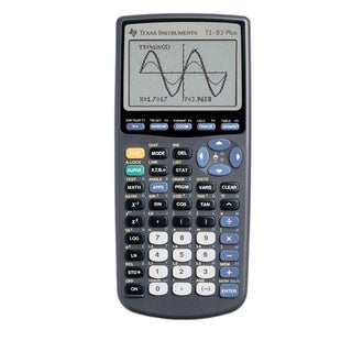 Texas Instruments TI-83 Plus Graphic Calculator Teachers Kit (Pack of 10)