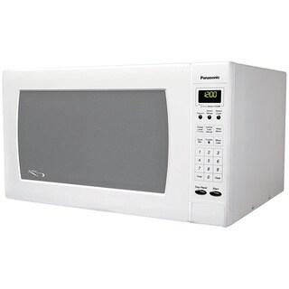 Panasonic NN-H965BF White Microwave Oven