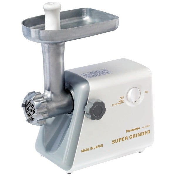 Panasonic Heavy Duty Meat Grinder