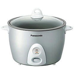 Panasonic 10-cup Rice Cooker/ Steamer