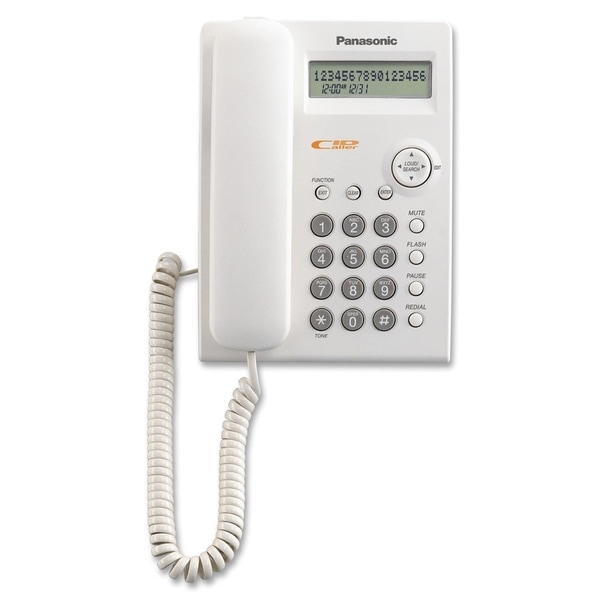 Panasonic Standard Phone - White