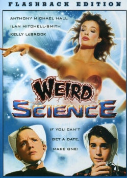 Weird Science Flashback Edition (DVD)