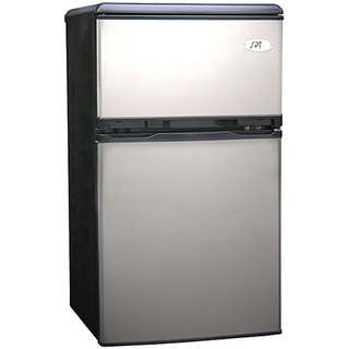 SPT RF-320S Stainless Steel Double Door Refrigerator