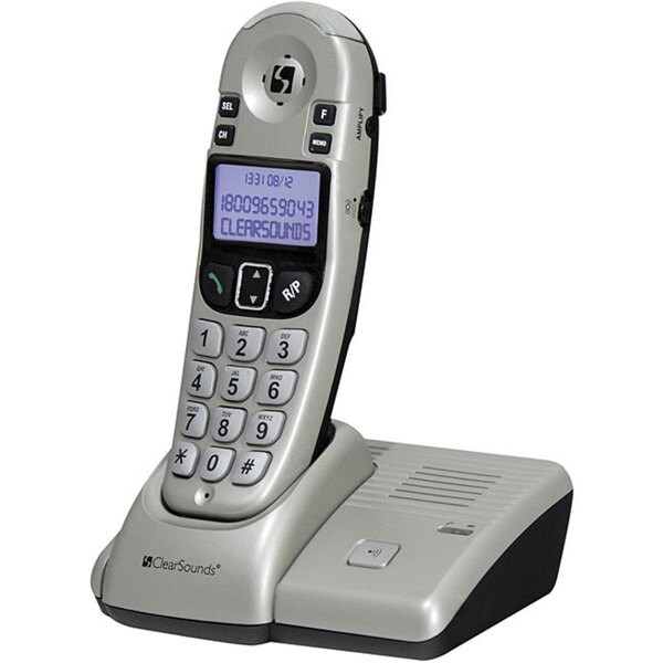 ClearSounds A55 Amplified Cordless Phone