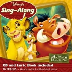 DISNEY - SING A LONG THE LION KING