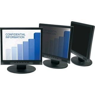 3M PF317 Framed Privacy Filter for Desktop LCD/CRT Monitor Black