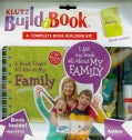 Klutz Build-A-Book: A Book That's All About My Family (Hardcover)