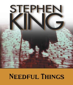 Needful Things (CD-Audio)