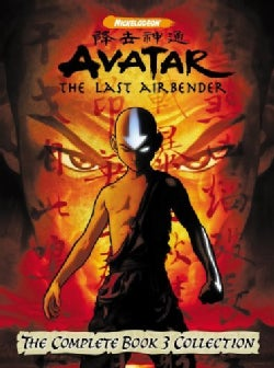 Avatar: The Last Airbender The Complete Book 3 (DVD)