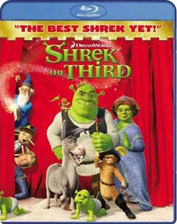 Shrek the Third (Blu-ray Disc)
