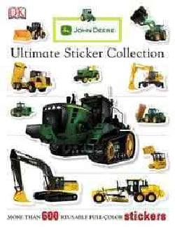 John Deere Ultimate Sticker Collection (Paperback)